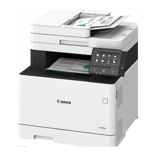 Canon i-SENSYS MF744Cdw Printer