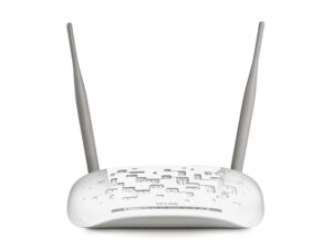 TP-LINK MODEM ROUTER W8961ND